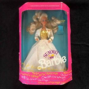 Barbie -Summit - 1990
